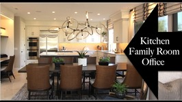 Interior Design  White Kitchen  Family Room REVEAL