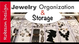 Spring Cleaning  Jewelry Organization and Storage