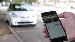 smart control app - smart electric drive