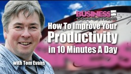 How To Improve Your Productivity In 10 Minutes A Day BCL170