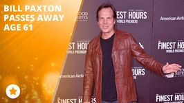 Hollywood Responds To Bill Paxton's Death