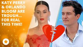 Katy Perry And Orlando Bloom Break Up!