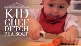 Kid Chef: How (Not) To Make Dutch Pea Soup