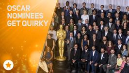 Oscar Class Photo Breakdown: From Pharrell To Ryan