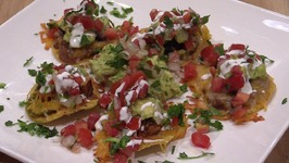 Easy Fajita Nachos Recipe  Super Bowl Party Food