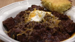 Texas Brisket Chili Recipe  How To Make Homemade Chili