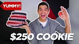 2 COOKIE vs 250 COOKIE