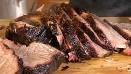 BBQ Beef Brisket On The Pit Barrel Smoker