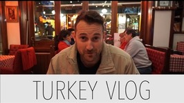 Turkey Day 1 Vlog - Tampa to Istanbul