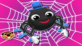 Incy Wincy Spider - Popular Nursery Rhymes for Babies and Toddlers - 3D Animation by Baby Beavers
