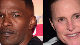 Jamie Foxx Accused of Transphobia After Bruce Jenner Joke