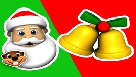 Jingle Bells - Baby Beavers Kids Christmas Songs - Babies and Toddlers Learn Carols