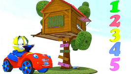 TREE HOUSE - Zeem Zoom Cartoons For Children