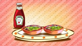 Yummy Recipes For Kids - Tiny Pizza