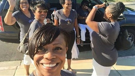 Laughing While Black- Book Club Kicked Off Napa Valley Wine Train