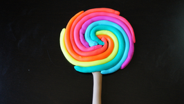 Play-Doh Lollipop