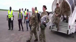 Priest Suspected of Ebola Hospitalised in Madrid - UK Army Medics Arrive in Sierra Leone to Fight Ebola