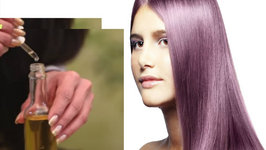 Natural Conditioner for Colored Hair