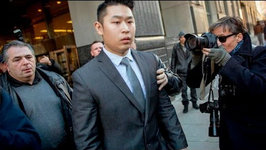 NYPD Rookie Cop Cries Over Stairway Shooting