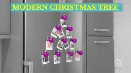 Photo Christmas Tree- Fridge Magnet