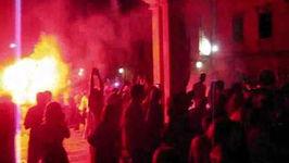 Celebrations - Croatia Vs. Turkey World Cup
