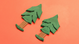 Playdoh Christmas Tree