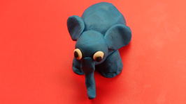 Playdoh Elephant