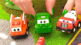 Hedgehogs Fire Paw Patrol Stories Toy Trucks Videos For Kids