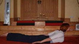Salabhasana Yoga Poses - Yoga For Beginners