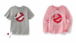 Old Navy Called Out Over Gendered 'Ghostbusters' Kids Clothing