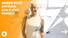 Amber Rose: Don't take my words out of context