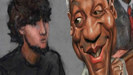 Dzhokhar Tsarnaev, Bill Cosby, and Pentagon Sexual Investigation