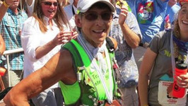 70 Year-Old Finishes 100-Mile Endurance Run With 6 Seconds To Spare