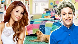 Teen Celebrity Home Tours and Bedroom Decorating Ideas