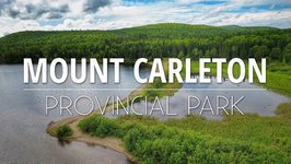 Mount Carleton Provincial Park - FROM THE AIR