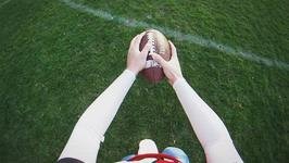How To Master Punting A Football