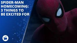 Spidey Is Back! Top Three Webtastic Trailer Moments