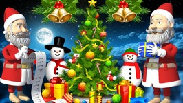 Santa Claus is Coming to Town - Christmas Nursery Rhymes - Christmas Carols