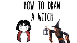 How To Draw A Ghost For Halloween - Drawing With Kids Video by ...