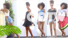Outfits of the week  Summer Holiday LOOKBOOK vacances d't - OOTW
