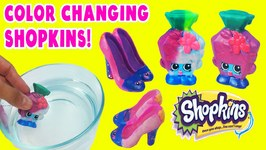 DIY Custom Shopkins Color Changing McDonalds Shopkins