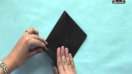 Origami - How to Make an Airplane - Origami in Gujarati
