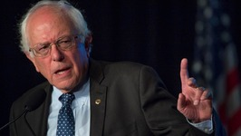 Bernie Sanders Slams Clinton Foundation Over Foreign Donations