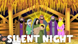 Silent Night  Douce nuit, sainte nuit  Compilation in 9 languages  Christmas Carol  World Rhymes