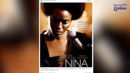 Zoe Saldana es criticada tras estreno del pster de la pelcula biogrfica de Nina Simone