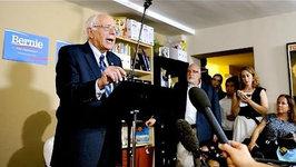 Bernie Sanders Hosts Viral House Parties, Draws 100K