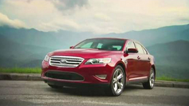 2009 Ford Taurus SHO Review