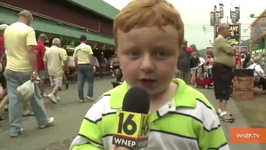 This 5-Year-Old 'Apparently' Steals the Show on Local News