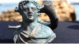 Ancient Roman Treasure Discovered in Shipwreck