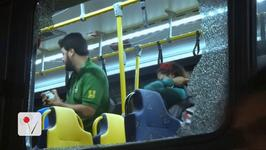Olympic Security Increased after Media Bus Attack In Rio